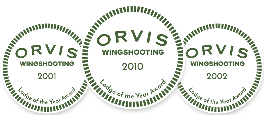 Orvis Wingshooting Awards
